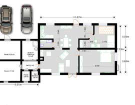 #19 para Update floor plan in existing family home por ameba07