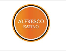 #21 for Design a Logo for Alfresco Eating Ltd by swapondebnath27