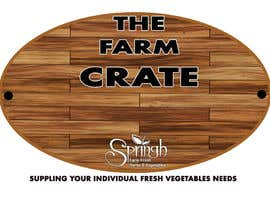 #30 for Design a Logo for Farm Crate by shantosazzad007