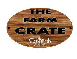 #34 for Design a Logo for Farm Crate by shantosazzad007