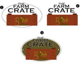 #22 for Design a Logo for Farm Crate by Imidii