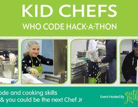 #42 for Design a Banner: Kid Chefs Who Code Hack-a-Thon by hamidbd2310
