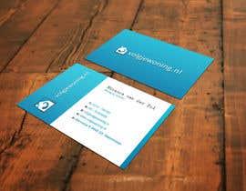 #42 for Ontwerp enkele Visitekaartjes for internet business volgjewoning.nl af msimonm