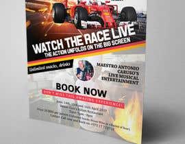 #16 for Formula 1 Event Flyer! by Karthikapl86