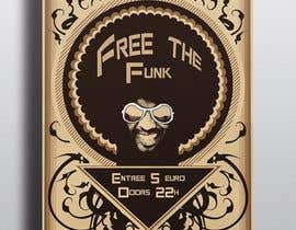 #3 for free the funk flyer by sabuz07