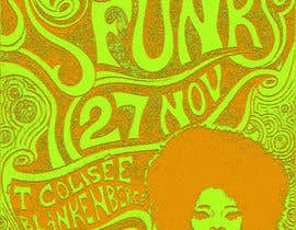 #13 for free the funk flyer by nikiramlogan