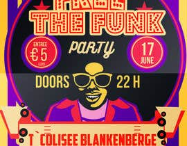 #1 for free the funk flyer by khuramsmd