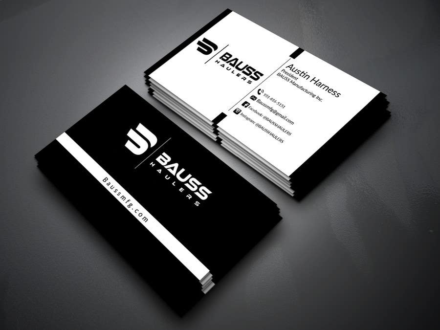Funky Manufacturing Business Cards Image Collection - Business Card ...