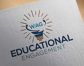 #41 for WAG Educational Engagement Logo Design by Rubel88D