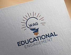 #190 for WAG Educational Engagement Logo Design by Rubel88D
