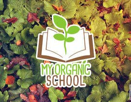 #16 for logo redesign for 'My Organic School'. by masterpanto