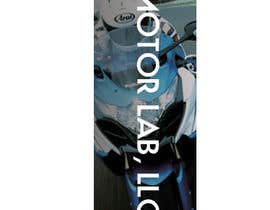 #13 for Motorcycle shop swooper banner design by avinaykumarweb