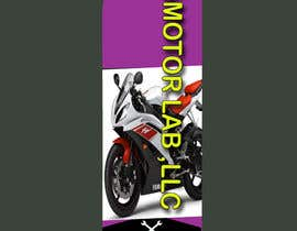 #18 for Motorcycle shop swooper banner design by buleeye99