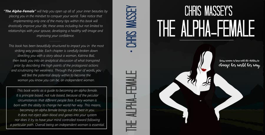 Entry #11 by kimcinicula for 2 Similar Book Cover Designs
