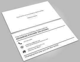 #68 for Design some Referral based Business Cards by imtiazmaruf34