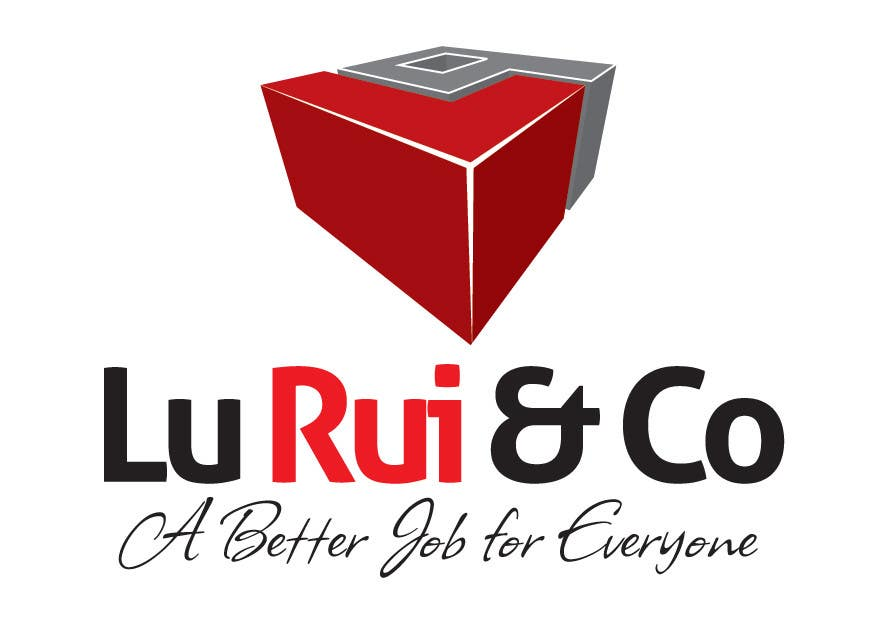 Inscrição nº                                         29                                      do Concurso para                                         Logo Design for Lu Rui & Co: A Better Job for Everyone
