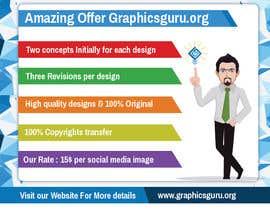 nº 4 pour Social media graphics par faizulhassan1