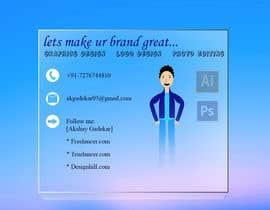 nº 5 pour Social media graphics par akgadekar03