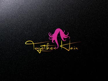 #57 for Together Hair needs a logo by fastdesigne