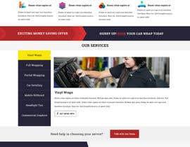 #14 for Design Beautiful Business Website by greenarrowinfo