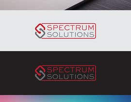 #14 for logo for safety and fire fighting products, the company called Spectrum Solutions by AhmedAmoun