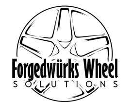 #10 for Forgedwürks Wheel Solutions Logo by jeftecaro