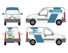 #9 for Design my Van by CarleDesign27