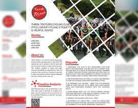 #21 for Cycling Club Flyer add promotion by monir7554