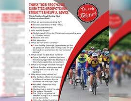 #69 for Cycling Club Flyer add promotion by monir7554