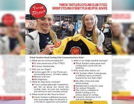 #70 for Cycling Club Flyer add promotion by monir7554