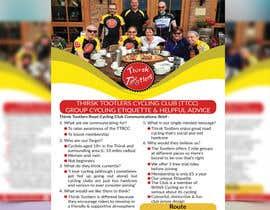 #71 for Cycling Club Flyer add promotion by monir7554