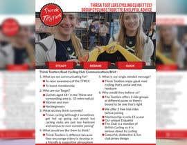 #76 for Cycling Club Flyer add promotion by monir7554