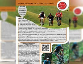 #31 for Cycling Club Flyer add promotion by HASAN9329