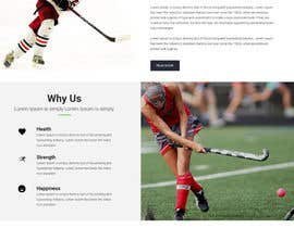#19 for Hockey Training Center Website by webmastersud
