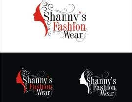 #89 for Logo for Shanny's Fashion Wear by conceptmagic