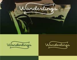 "#396 for Design a Logo - ""Wanderlings"" by argan13"