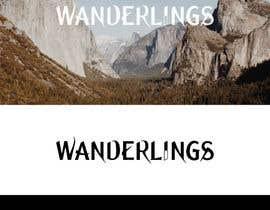 "#364 for Design a Logo - ""Wanderlings"" by aFARTAL"