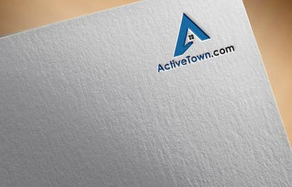#9 for activetown.com logo design. by theS2dio