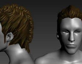 #16 for 3D Modelling of Hairstyles by tyom2001