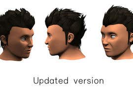 #10 for 3D Modelling of Hairstyles by exomexorcist