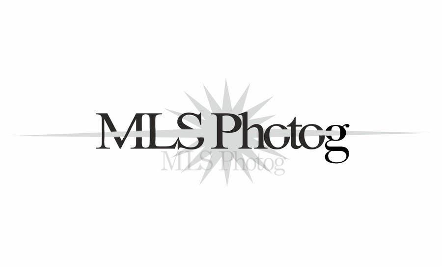 Inscrição nº                                         38                                      do Concurso para                                         Design a Logo for MLS Photog
