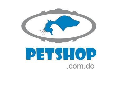 Penyertaan Peraduan #380 untuk Logo Design for petshop.com.do