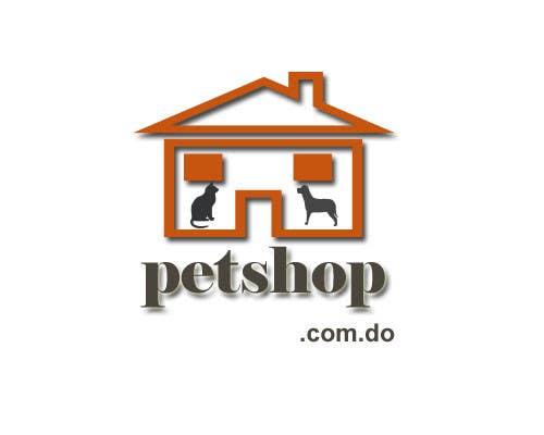 Penyertaan Peraduan #395 untuk Logo Design for petshop.com.do