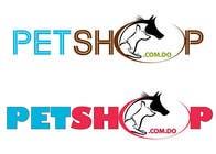 Graphic Design Entri Peraduan #447 for Logo Design for petshop.com.do