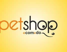 #349 for Logo Design for petshop.com.do af hungdesign