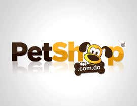 #531 para Logo Design for petshop.com.do por osmanoktay06sl