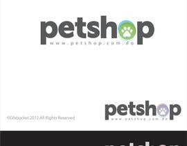 #194 para Logo Design for petshop.com.do por gfxbucket