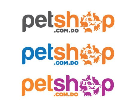 #352 for Logo Design for petshop.com.do by dyymonn