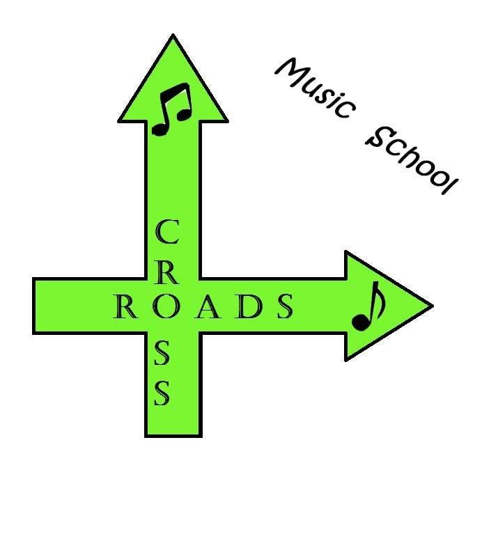 Konkurrenceindlæg #                                        33                                      for                                         Logo Design for Crossroads Music School