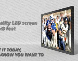 #28 for 3D LED Screen Banner Design by MRupcic